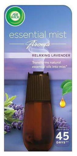 Air wick Mist Aroma - Automatic Air Freshener Refill  Relaxing Lavender 20 ml