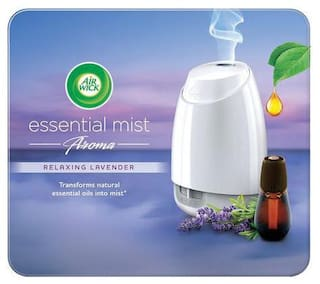 Airwick Mist Aroma - Automatic Air Freshener Kit With Relaxing Lavender Refill 20 ml