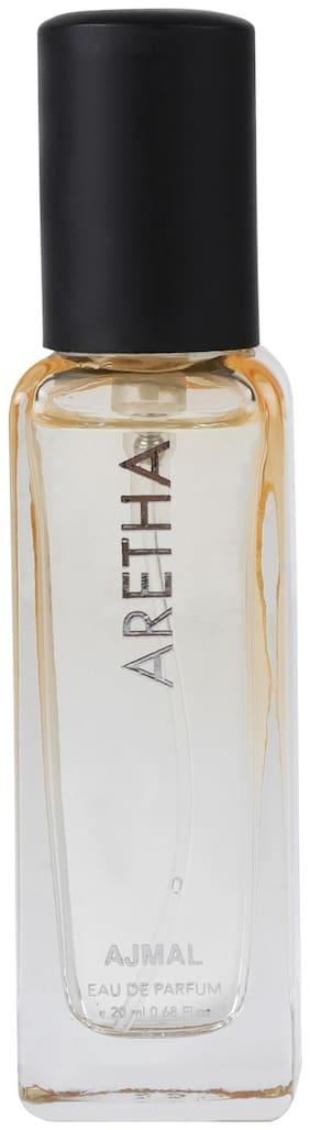 Ajmal Aretha Eau De Parfum Fruity Perfume 20 ml Party Wear for Women (Pack of 1)