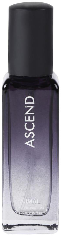 Ajmal Ascend Eau De Parfum Oriental Perfume 20 ml Office Wear for Unisex (Pack of 1)