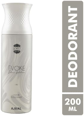 Ajmal Evoke Silver Edition Perfume Deodorant 200ml