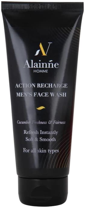 Alainne Action RechargeFace Wash (100 g)