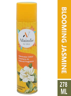 Alainne Air Mist Blooming Jasmine Air Freshner Spray 278ml