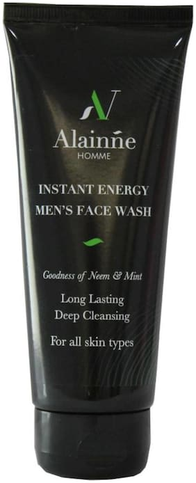 Alainne Instant Energy Face Wash (100 g)