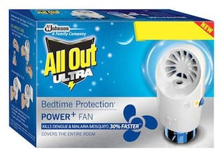 All Out Power Plus Fan Machine 1 Pc