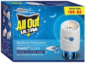 All Out Combi - Ultra Power Slider Machine + Refill 45 ml