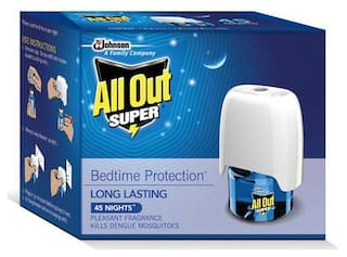 All Out Super 45 Nights Combi - Liquid Vaporizer 35 ml