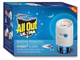 All Out Ultra Powerslider  - Liquid Vaporizer 45 ml