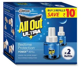 All Out Ultra Refill - Liquid Vaporizer 45 ml