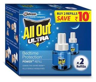 All Out Ultra Refill - Liquid Vaporizer 45 ml