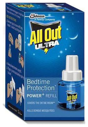 All Out Liquid Electric Ultra Refill, 45 ml