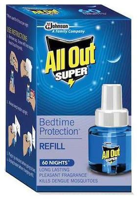 All Out Super 60 Nights Refill - Liquid Vaporizer, 45 ml