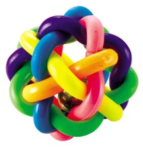 All4Pets Dog Ring Ball - S