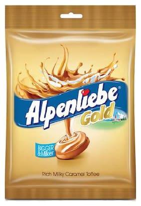 ALPENLIEBE Candy - Caramel Gold 46 pcs