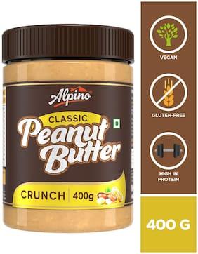 Alpino Classic Peanut Butter Crunch 400g