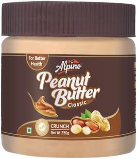 Alpino Crunch Peanut Butter 250g