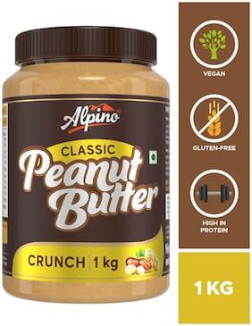 Alpino Crunch Peanut Butter 1kg