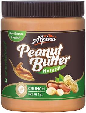 Alpino Natural Peanut Butter Crunch 1kg