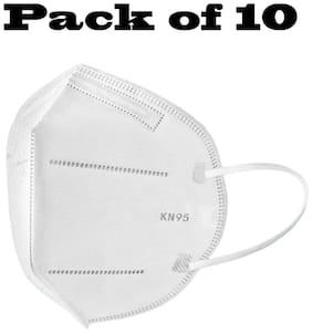 Altek Anti Pollution Activate KN95 Face Mask(Washable and Reusable) (Pack of 10)