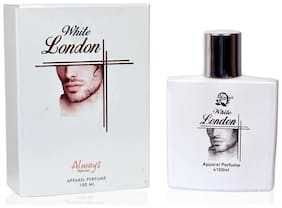 Always Perfumes  White London Mens Apparel Perfume 100ml