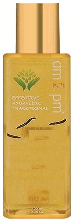 Am2pm Ayurvedic oil For Hair fall & Promotes Fast Hair Growth 100 ml (Pack of 1)