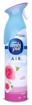 Ambi pur Air Effect Air Freshener - Rose & Blossom 275 ml