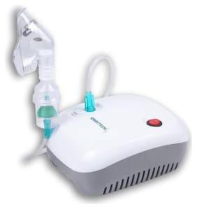 AMBITECH AMBINC-11 Compressor Machine Kit Nebulizer  (White, Gray)