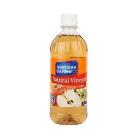 American Garden Vinegar Apple Cider 473 Ml