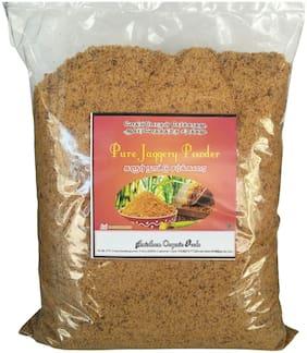 Amirtham Organic Foods Pure Jaggery Powder 1 kg