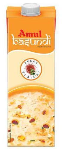 Amul Basundi - Milk Based Prodcut 1 L