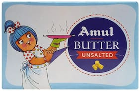 Amul Butter - Unsalted 100 g