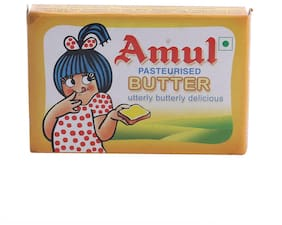 Amul Butter - Pasteurized 100 gm