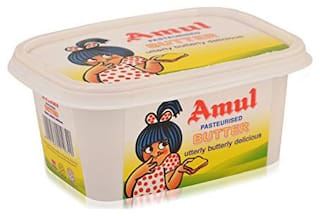 Amul Butter Pasteurized 200 g