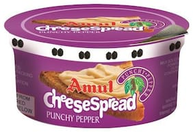 Amul Cheese Spread - Punchy Pepper 200 g