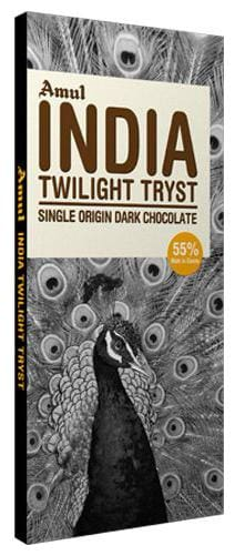 Amul Dark Chocolate Twilight Tryst- Single Origin  India 125 g