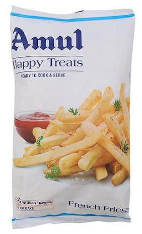 Amul Happy Treats French Fries, 750 g