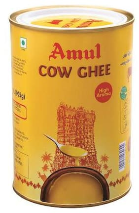 Amul High Aroma Cow Ghee 1 L
