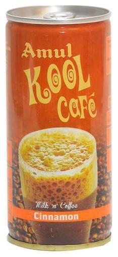 Amul Kool Cafe - Cinnamon 200 ml