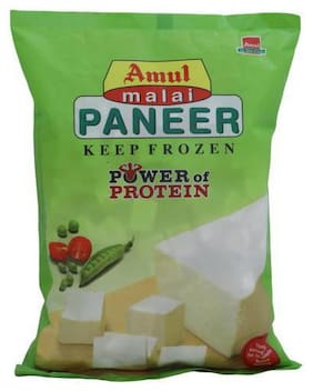 Amul Malai Paneer - Cubes 1 kg