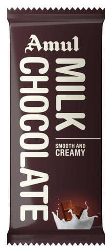 Amul Milk Chocolate 40 g