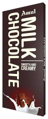 Amul Milk Chocolate Smooth & Creamy 150 g