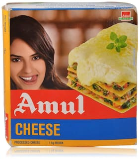 Amul Processed Cheese - Block 1 kg