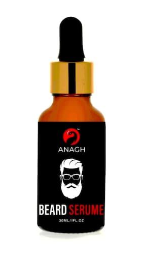 ANAGH Extra Soft & GROWTH Beard Oil Hair Oil Serum 30 ml (Pack of 1)
