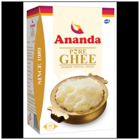 Ananda Desi Ghee 1L Pack of 1