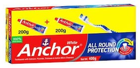 Anchor White Tooth Paste 400 g