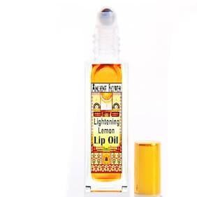 Ancient Flower - Lightening Lemon Lip Oil 8ml (Pack of 2)