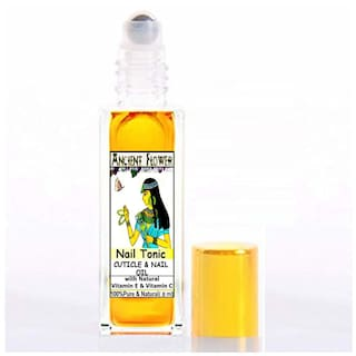 Ancient Flower - Nail Tonic - Cuticle & Nail Care Oil - 8 ml (Pack Of 1)