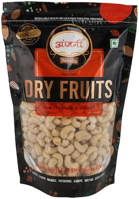 Anjani Natural Premium Raw Cashews 500 g (Pack Of 1)