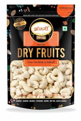Anjani Natural Premium Raw Cashews 500 g (Pack Of 1)