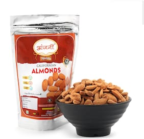 Anjani Raw California Almonds ( 500g)